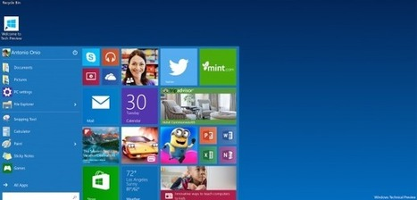 Microsoft enabling multiple biometrics with Windows 10 - SecureIDNews | Ciberseguridad + Inteligencia | Scoop.it