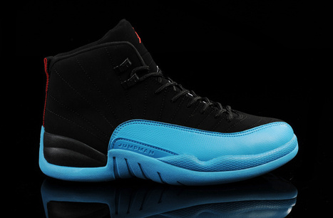 Air Jordan Retro 12 Black Gamma Blue - Cheap Jordan 12,Cheap Nike Foamposite,Cheap Lebron 11,Cheap Nike Run 3,Cheap Retro 11,12,13 Jordans!   cheap jordan retro 12 for sale on cheapjordan12.org   Scoop.it