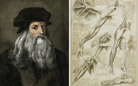 Leonardo da Vinci: Anatomy of an artist - Telegraph.co.uk | Journey | Scoop.it