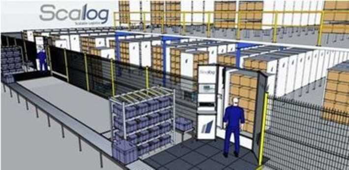SCALLOG : des robots mobiles et intelligents qui optimisent les préparations de commandes | Internet du Futur | Scoop.it