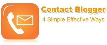 4 Best ways to Contact Blogger for a Deleted Blog | The best blogger templates | Scoop.it