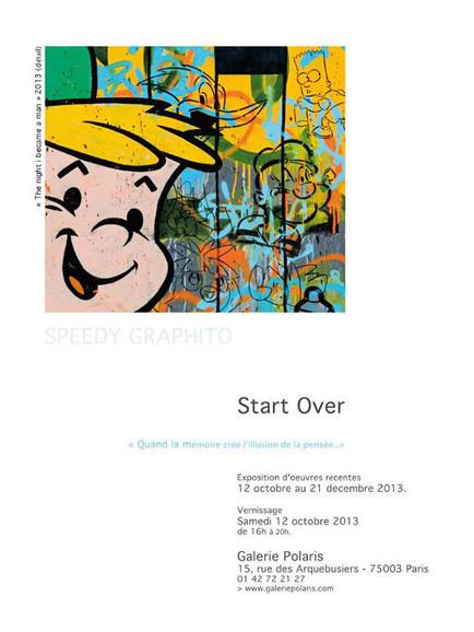 Speedy Graphito @ Galerie Polaris | Veille sélection art | Scoop.it