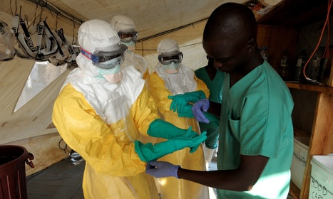 Fear and ignorance as ebola 'out of control' in parts of west Africa | Sustain Our Earth | Scoop.it