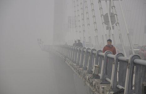 Disturbing numbers reveal just how deadly air pollution is for humans | China environment (climate policy) | Scoop.it