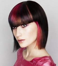 Elegant Punk Hairstyles Color | Hair Style | Scoop.it