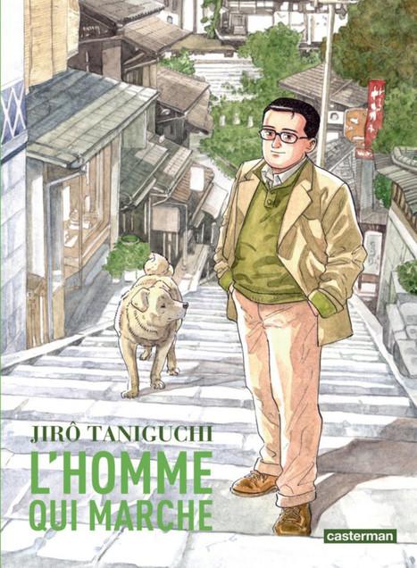 Jirô Taniguchi, L'homme qui marche, Casterman, nouvelle édition pour le 20ème anniversaire, 2015, 226 pages | Traversées aime et publie sur son site | Scoop.it