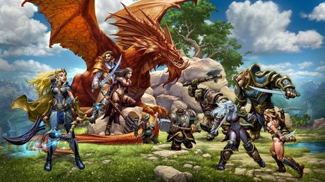 EverQuest: Icons Episode, learn the story of the groundbreaking MMO EverQuest | gaming | Scoop.it