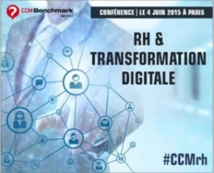 Conférence RH & Transformation digitale : 200 euros offerts a nos lecteurs (code : rh2015visionary) - Marketing & Innovation | Transition numérique et digitale | Scoop.it
