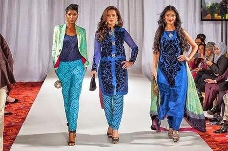 Gul Ahmed Winter Season London Pakistan Fashion Week 5 | Your Choice For Dress | Your choice for dress | Scoop.it