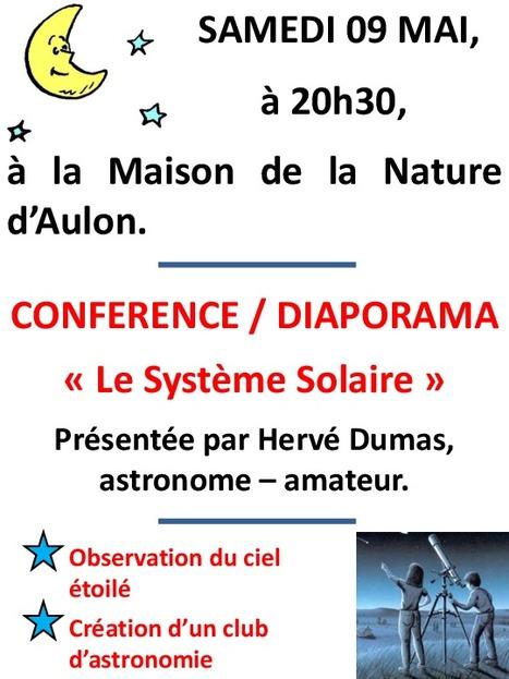 Soirée astronomie à Aulon le 9 mai #JournéesNature   Vallée d'Aure - Pyrénées   Scoop.it