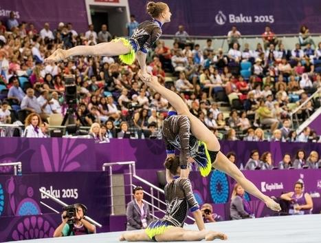 L'acrogym, un sport de « collège » aux Jeux Européens - BFMTV.COM | La page de Green-sky | Scoop.it