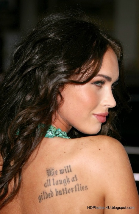 American Actress Megan Fox Full HD Photos & Wallpapers | World News | Scoop.it