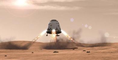 Dragon offers ticket to Mars : Nature News | Planets, Stars, rockets and Space | Scoop.it