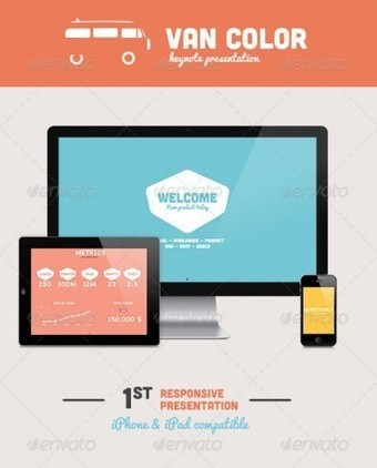30 Beautifully Designed Keynote Themes | Tools | Scoop.it