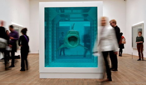 Damien Hirst's Art May Have Leaked Formaldehyde Fumes, Study Says | Filosofia | Scoop.it