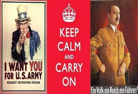 Segunda Guerra Mundial: Los 10 carteles más influyentes en la Segunda Guerra Mundial | Historia | Scoop.it