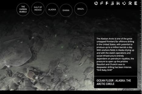 Offshore International | Interactive & Immersive Journalism | Scoop.it