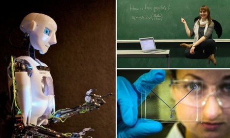 Have you heard the one about the stand-up comic robot?   Post-Sapiens, les êtres technologiques   Scoop.it