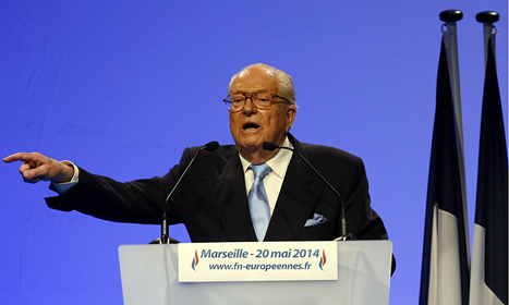 Jean-Marie Le Pen suggests Ebola as solution to global population explosion   911   Scoop.it