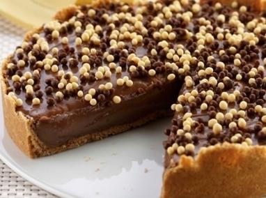 Receita de Torta Brigadeiro | Palpi Kitchen & Home | Scoop.it