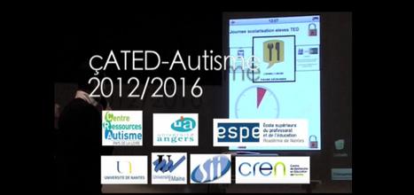 Projet çATED-#autisme outil numérique permettant d'aider l'enfant dans l'organisation de temps de classe | Digital games for autistic children. Ressources numériques autisme | Scoop.it