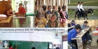 Educación para todos ,para ello hay que  que mejorar las políticas y estrategias relativas a la educación. | Educación Pública de todos y para todos | Scoop.it