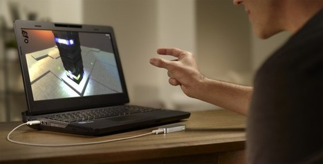 Leap Motion para dispositivos móviles en el 2014 | Mobile Technology | Scoop.it
