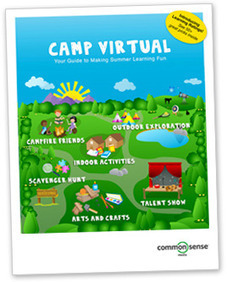 Camp Virtual: Your Guide to Making Summer Learning Fun | :: The 4th Era :: | Scoop.it
