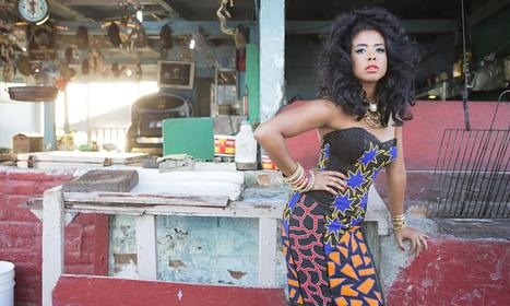 Kelis: Food review – 'sizzling sass and sorrow'   Music   Scoop.it