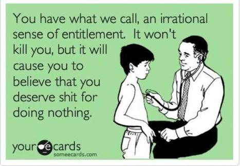 Is the Entitlement Generation Really Entitled? | Tolero Solutions | Tolero Solutions: Organizational Improvement | Scoop.it