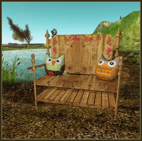 Owl Hunting, Freebies. | 亗 Second Life Freebies Addiction & More 亗 | Scoop.it