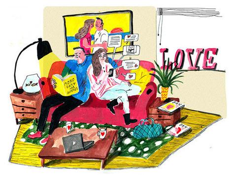 56 ilustradoras e ilustradores nórdicos que te llenarán de creatividad | El Mundo del Diseño Gráfico | Scoop.it