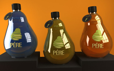 Creative Package Design : Pére Concept | Art, Design & Technology | Scoop.it
