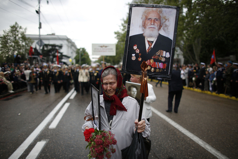Victory Day in Ukraine and Crimea | Best of Photojournalism | Scoop.it