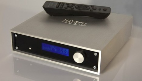 M2TECH Young DSD : DAC, préampli stéréo, DSD et DXD | HDfever | M2Tech | Scoop.it
