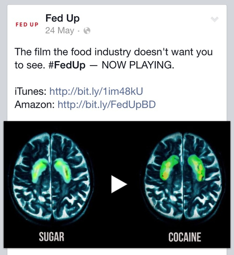 'Fed up' doco about sugar | PDHPE | Scoop.it