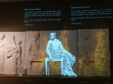 El Museo de Reproducciones Artísticas de Bilbao y Tecnalia inauguran una nueva forma de interactuar con el arte - Arqueología, Historia Antigua y Medieval - Terrae Antiqvae | Art and Spaces | Scoop.it