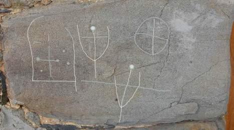 Una piedra de la iglesia de Manzanal esconde la clave de los petroglifos | Aux origines | Scoop.it