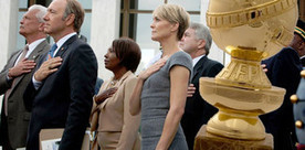 "Nominations aux Golden Globes 2014, côté séries : ""House of Cards"" s'impose, bye-bye ""Homeland"" 