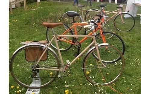 Avec La bécane à Jules, votre vélo repart pour un tour | Transitions | Scoop.it