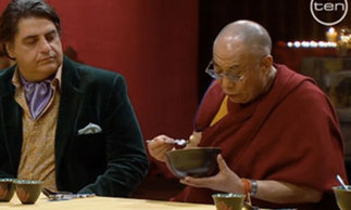 After MasterChef what next for the Dalai Lama and reality TV?   Archivance - Miscellanées   Scoop.it