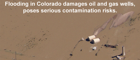 Breaking: 5,250 Gallons of Oil Spill into Colorado's South Platte River | EcoWatch | Scoop.it