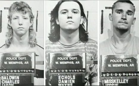 Beyond Scared Straight -Juvenile Justice Reform: Spelled Out: An A-Z List of the West Memphis Three | Juvenile Defendants | Scoop.it