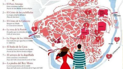Toledo presenta una ruta para enamorarse al calor de las leyendas | Cultura y Turismo | Scoop.it