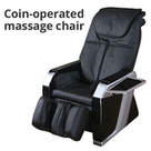 Commercial Massage Chairs - Coin Operated & Ex-Demo Massage Chairs   Masseuse Massage Chairs   Scoop.it