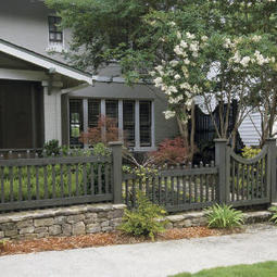 How To Choose the Right Fence   Buying Wooden Fence in Woodstock   Scoop.it