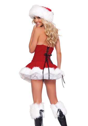 Sexy Christmas Sweetheart Costume –SexyLingeriesDeal.com | Christmas Costumes | Scoop.it