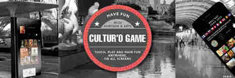 Cultur'O'Game à Paris et Avignon - Réalité augmentée 3D et applications | tourisme | culture | formation | maintenance | {CORRESPONDANCES DIGITALES] : pour les projets culturels et numériques | Scoop.it