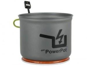 Recarga tus gadgets con el fuego mediante la PowerPot   Regalos   Encacharrados con FabLab   Scoop.it