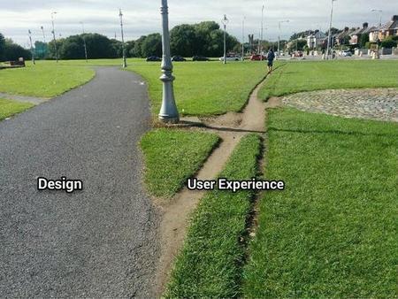 Usabilla on Twitter: Design vs User Experience [via @benkimediyorum] #ux #webdesign http://t.co/OIaXBVAl5E | UX | Scoop.it